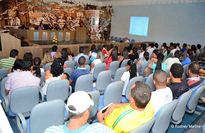 Ações, recursos e gastos da saúde são apresentados em audiência pública