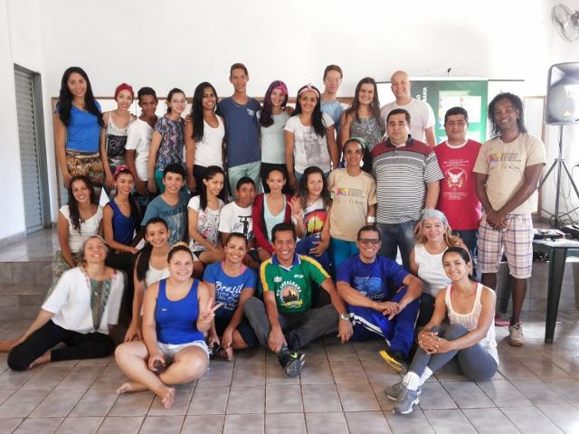 Público prestigia mostra de dança do Programa de Qualificação em Artes 1