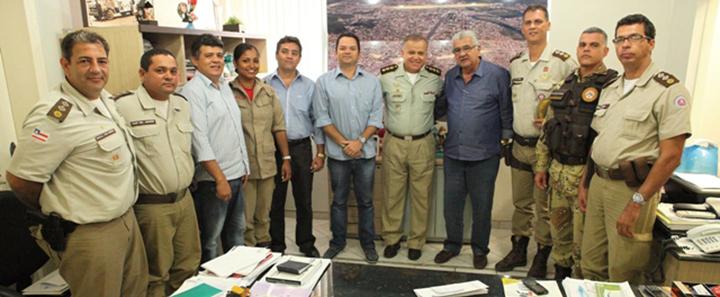 Reuniões prévias foram realizadas no gabinete do prefeitotexto