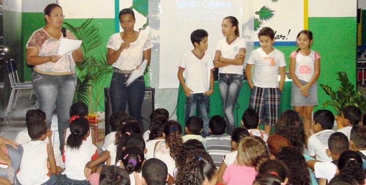 Escola Municipal Professora Calina