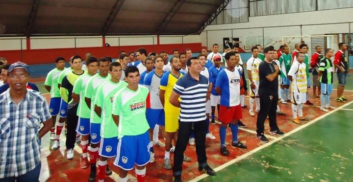 Abertura da II Copa Empresarial de Luís Eduardo Magalhães realizada no ano passadotexto