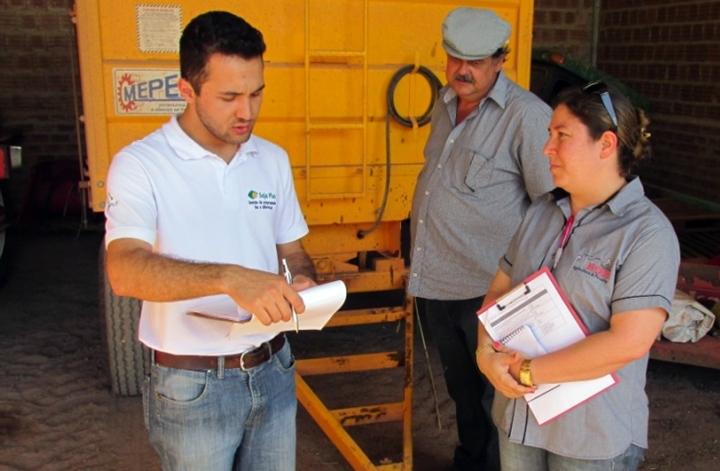 Programa Soja Plus inicia assistência técnica no Oeste da Bahia