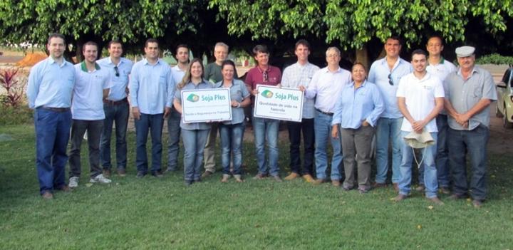 Programa Soja Plus inicia assistência técnica no Oeste da Bahiatexto