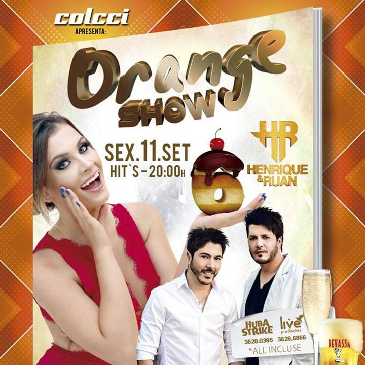 Orange Show1texto