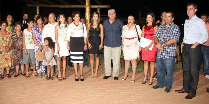Parentes e amigos do homenageado prestigiaram o evento