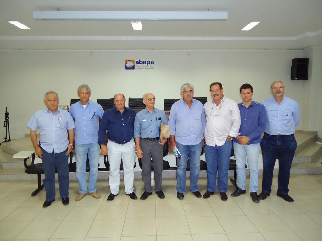 O encontro aconteceu no Auditório da Abapa, em Barreiras