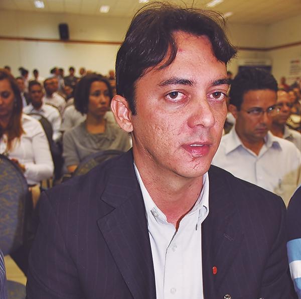 Prefeito de Formosa, Jabes Junior (Foto: Arquivo Jornal Gazeta do Oeste)